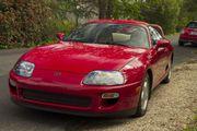 1997 Toyota SupraBlack